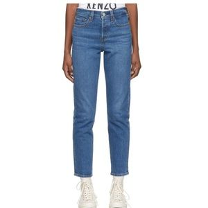 Levi's Iconic Wedgie Jeans